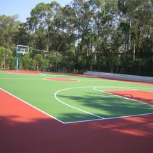 Anti-slip basketball court rubber floors for sale