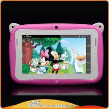 Super quality promotional games download 4.3inch kids tablet pc