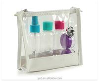 Fashion Clear PVC Beach Cosmetic Toiletry Storage Bag