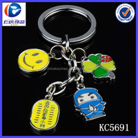 New products high quality mobile phone accessories factory in china keychain