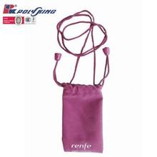 Advertise quality drawstring cellphone bag (pk-0553c)