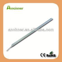 High Lumen T8 1.2m CE ROHS 18w rotatable end caps led tube