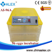 2014 Best-selling 96 egg chicken incubator and hatcher for wholesale