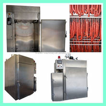 Hot selling automatic stainless steel smoke house for sale with best quality and service