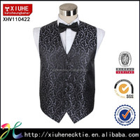 Latest design winter wear paisley men's formal wear