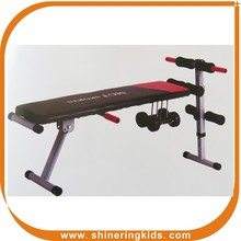 home sit up exercise equipment and sit up bench for sale