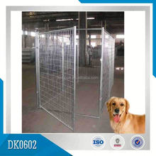 Small MOQ Galvanized Welded Dog Cage