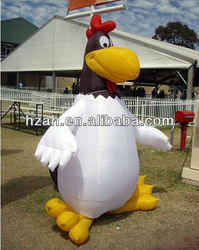 Beauty Inflatable Turkey In Thanksgiving Day