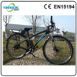 High speed 28 inch Li-ion battery bike electric sport electric bike