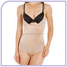 Women's Lace Bodyshaper Corset Body Briefer Bodysuit Slimming Shapewear