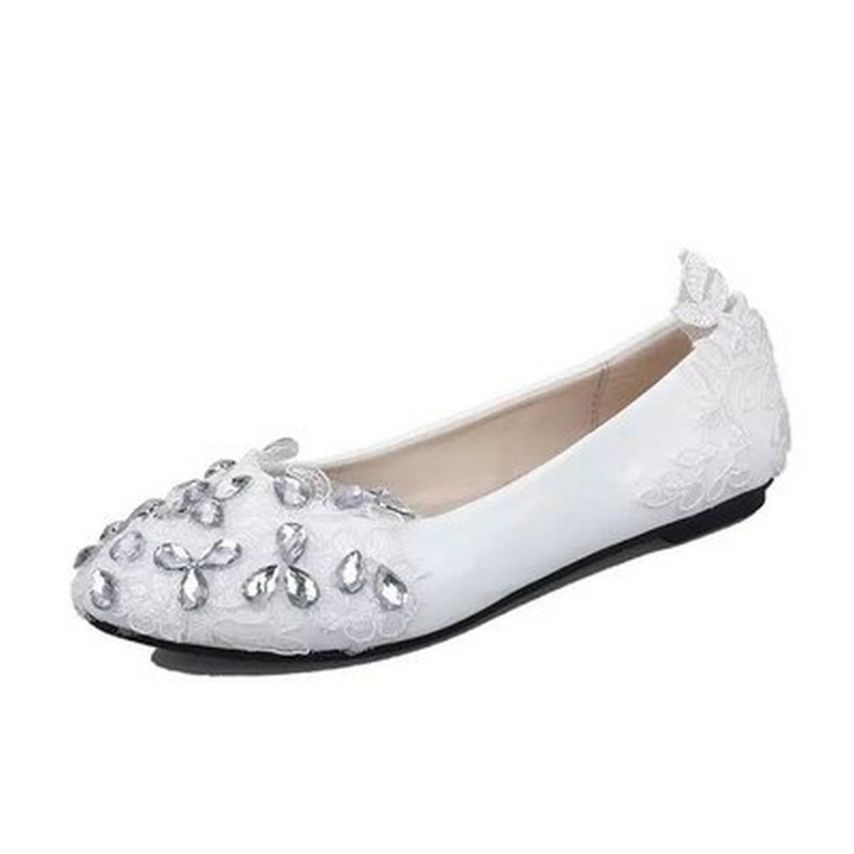 Crystal style shoes