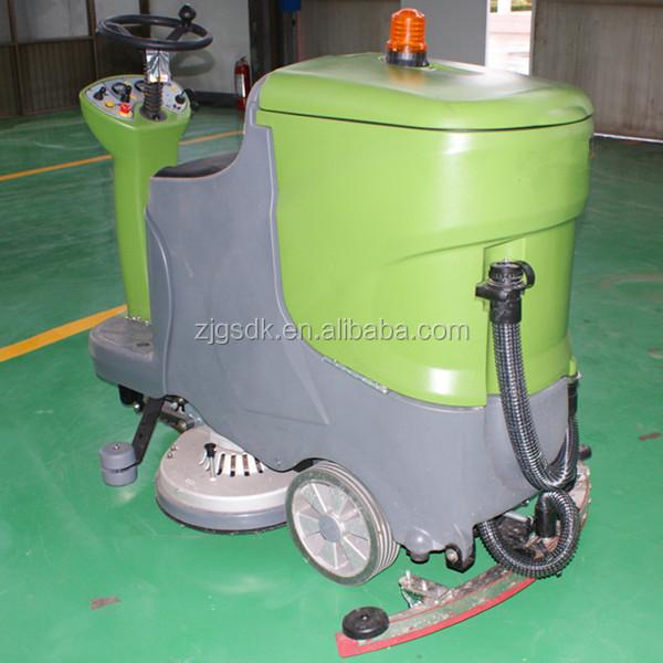 Industrial multi function concrete floor cleaning scrubber for Concrete floor cleaning products