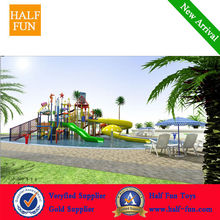 Top Quality Promotional Commercial water slides