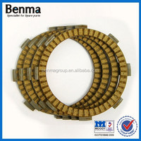 Pakistan market clutch plates for motorcycle,clutch disc CG125