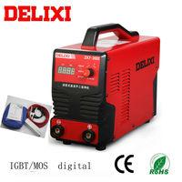 DELIXI top quality ZX7-200 IGBT inverter welding machine