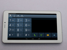 7 inch 3g Phablet Android Tablet PC MTK 8312 Dual Core with Dual Sim Card 3G Tablets Call Phone