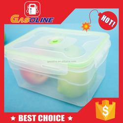 Customized unique design custom-made plastic food box