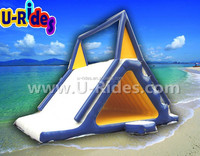 PVC Inflatable Water slide for water game