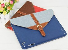 Leather Tablet Case For ipad mini Case 360 Degree multifunctional rotary pattern