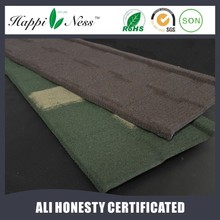 full set roof stone coated metal roof tiles