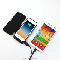 Fashion Wireless Li-polymer Battery Charger Mobile Power Bank Case for iphone5/5s/5c and Smartphone