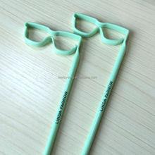 New glass shape ballpoint pen, fancy cartoon pen