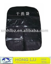 Virgin material LDPE Dry cleaning bag