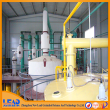 Hot sale rapeseed oil refining with ISO