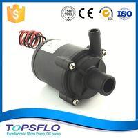 12V 24V DC Brushless Circulation mini air conditioner for cars 12v pump
