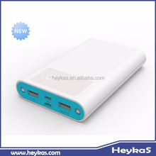 original high capacity 15600mah smart power bank for mobile tablet
