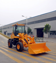 Compact Small Loader Tractor With Price Made In China Manufacturer