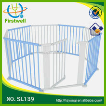 New wooden good baby play pen/hot sale baby play zoo