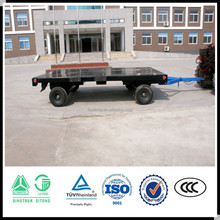 20T-80T low bed semi trailer , camper trailer for sale