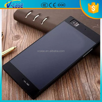 Newest Design metal aluminum frame luxury cell phone case for lenovo note 8 a936