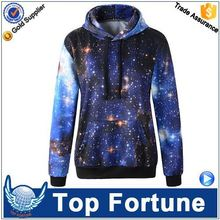 Provide OEM service unisex 100 cotton plain sweatshirt