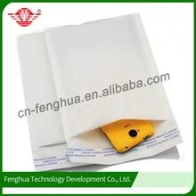 Impressão de luxo decorativo envelope do correio aéreo