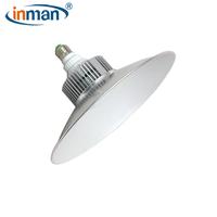 Aluminum alloy e40 basic led high bay lamp on popular