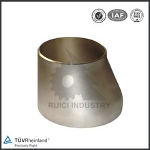 China manufacturer supplier pvc pipe fitting eccentric reducer
