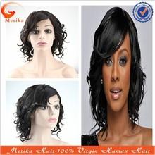 New arrival natural brazilian 100% virgin human hair, 100% brazilian virgin lace front wigs