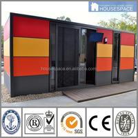 Demountable Galvanized Movable Shelter For Living