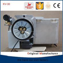 Kv-30 máquinas de fabricación de la caldera quemador fabricantes