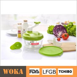 Generic Vegetable Slicer Cutter Stir Food Blender Manual Meat Mincer Chopper Multi-functional Salad Chopper