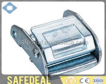 50mm zinc cam buckle with plate