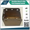 High quality OEM box manufacturer custom design waxed cardboard boxes