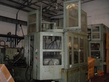 Used NISEEI ASB 650 blow moulding machine