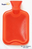 Hot water bottle , BS Standard or nature