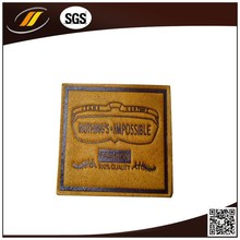 Hanjun Special Hand Tag and Leather Label for Garment