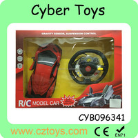 1:12 R/C car/ctric charger Small steering wheel remote control