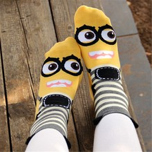 WSP-547 Cotton Knitted Funky Hot Sale Women Middle High Woman's Socks Bulk
