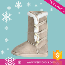 New design hot sale winter used italian winter boots women